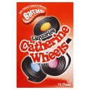 Barratts Novelty Liquorice Catherine Wheels Wholesale box 75 units