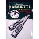 Barratt/Bassetts Original Bassetti Hard Liquorice Sticks x 25