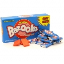 Bazooka Bubble Gum 113g box pack