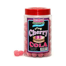 Barnetts Cherry Cola Boiled Sweets