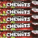 Chewits Cola Flavour Chewy Sweets Retro Chews packs
