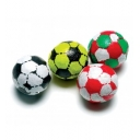 Lynton Chocolate Flavour Candy Footballs Foil Wrapped Party Sweets