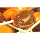 Dobsons Ryburn Chocolate Orange Mega Lollies lolly pops