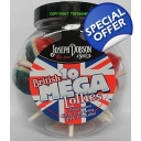 Joseph Dobson 10 Mega British Lollies Jar