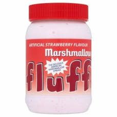 Strawberry Flavoured Marshmallow Fluff USA Import
