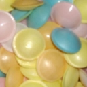 Flying Saucers Sherbet Filled Rice Paper Sweets x 113g