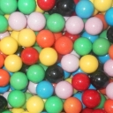 Kingsway Small Rainbow Coloured Gobstoppers