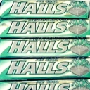 Halls New Ice Cool Mentho..
