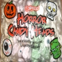 Horror Heads Fruity Candy Halloween Novelty Sweets