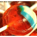 Ryburn Iron Brew Mega Lollies Gluten Free Lolly pop sweets