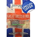 Joseph Dobson Great British Mix Boiled Sweets Packets