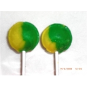 Dobson'´s Ryburn Lemon & lime Mega Lolly x 5 Lollies