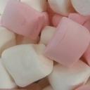 Frisia Pink & White Marshmallows