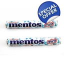 Mint Mentos Roll Packs
