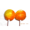 Dobson'´s Ryburn Orange & Lemon Mega Lolly x 5 Lollies