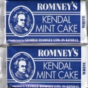 Romneys Kendal Mint Cake ..