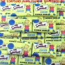The Simpsons Sticker & Bu..