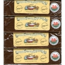 Welsh Chocolate Fudge Bars Traditional Handmade Sweets