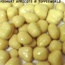 Carol Anne Yogurt Covered Apricots