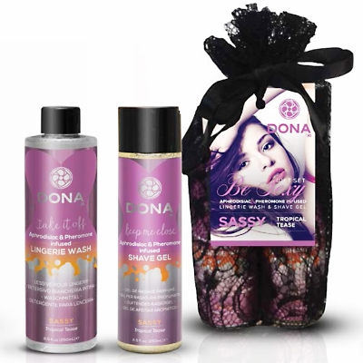 DONA Be Sexy Gift Set - Sassy