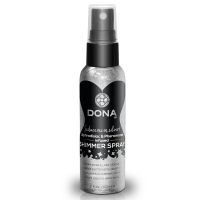 DONA Shimmer Spray Silver 2oz