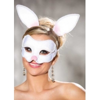 BUNNY MASK AND EARS SET