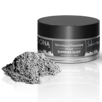 DONA Shimmer Dust Silver .75oz