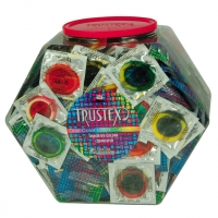 Trustex Dual Color Latex Condoms ..