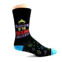 Socks With Attitude - Queen Of Th..