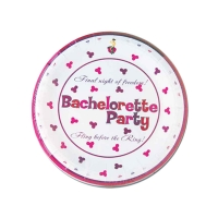 Bachelorette Party 7in. Plates 10