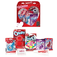 SCREAMING O VALENTINES KIT