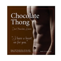 Chocolate Thong Male