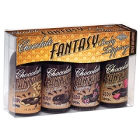 Chocolate Fantasy 1oz. Samplers 4