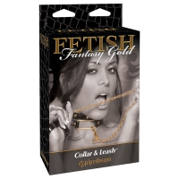 Fetish Fantasy Collar and Leash