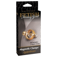 Fetish Fantasy Gold Magnetic Nipp..