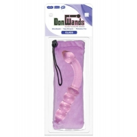 Don wands glass g-spot pleasure w..