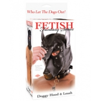 Fetish fantasy series doggy hood ..