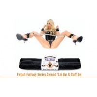 FETISH SPREAD ' em' BAR AND CUFF