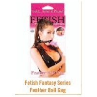 FETISH FANTASY FEATHER BALL