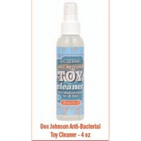 DOC JOHNSON ANTI BACTERIAL TOY CL..