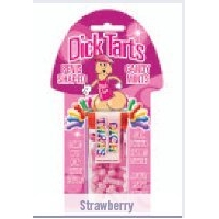 DICK TARTS BLISTER PACK- STRAWBERRY