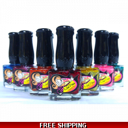 Ed Roth Flake Nail Polish