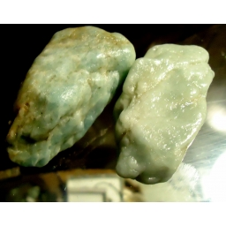 Aquamarine Rough 100 grams/..