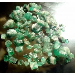Colombian Emerald Rough 30 ..
