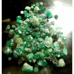 Colombian Emerald Rough 32 ..