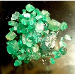 Colombian Emerald Rough 8 c..