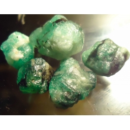 Colombian Emerald Rough 20 ..