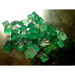 Colombian Emerald Rough 2 c..