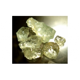 Aquamarine Rough Facet Grad..