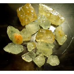Aquamarine Rough 130 cts 5 ..